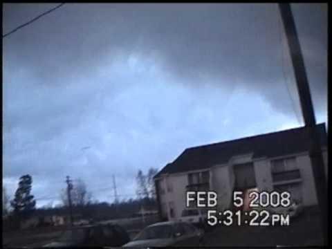 Southaven, Mississippi Tornado 02/05/08 Memphis