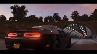 Forza Horizon 4 Dodge Demon Stunt Event