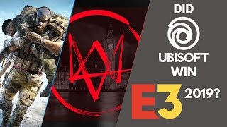 The Ubisoft E3 2019 Conference Review and Breakdown