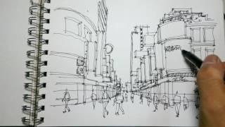 013 街景速寫 (street sketch)