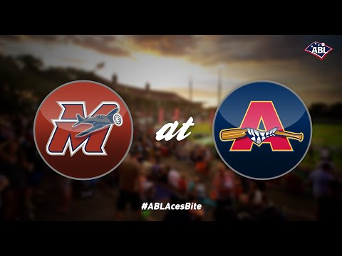 REPLAY: Melbourne Aces @ Adelaide Bite, R3/G1