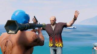 GTA 5 Brutal & Fail Compilation #5 (GTA V Funny Moments Thug Life)