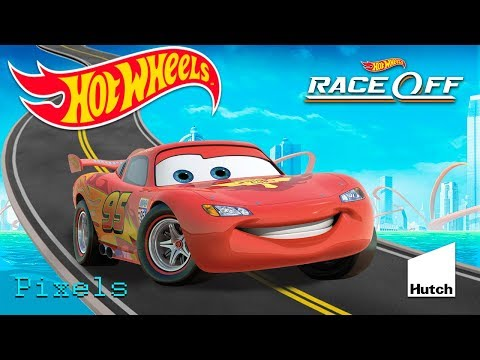 Hot Wheels Race Off - Extreme Levels with Lightning McQueen