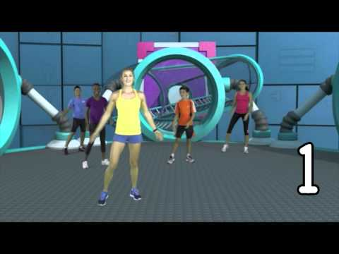 Kids Fitness and Health Workout Demo: Volume 1