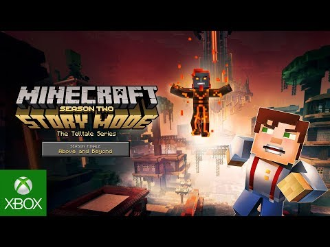 Minecraft: Story Mode - Season Two - Episode 5 - Launch Trailer