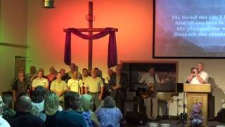 Victory in Jesus Baptist Men's Day