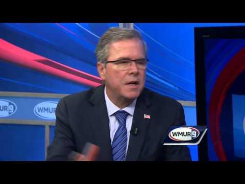 CloseUP: Jeb Bush discusses presidential possibilities