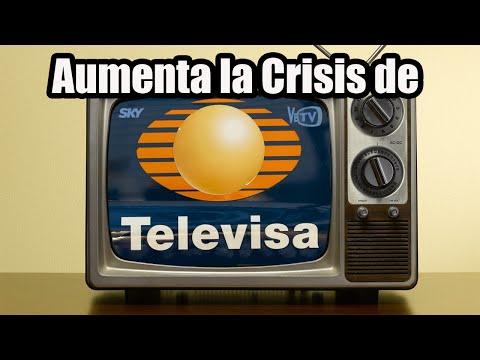 Aumenta la Crisis de Televisa