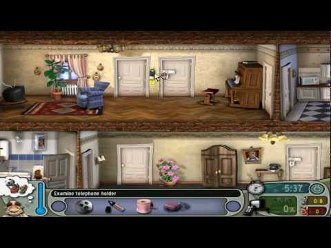 Neighbours From Hell 1 - Season 1 [100% walkthrough]
