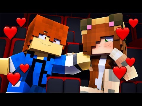 Minecraft Summer - MOVIE DATE !? (Minecraft Roleplay - Episode 8)