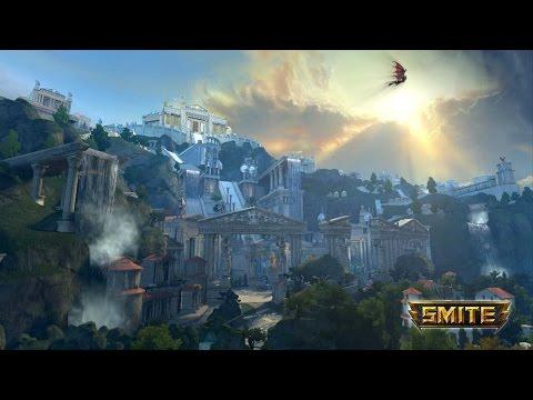 Smite-Nuevo Mapa de Conquest al Detalle