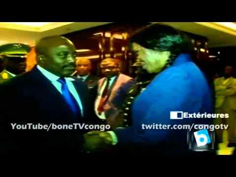 Arrivée de Joseph Kabila au sommet US Afrique