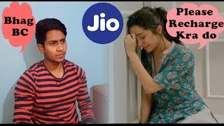 Girls Reaction After Jio Offer Ends | Ashiqui 2 Version