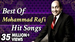 Best Of Mohammad Rafi Hit Songs  Old Hindi Superhi