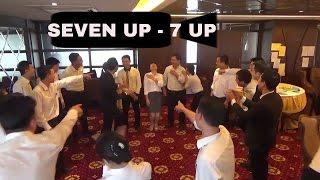 Trò chơi tập thể, lớp học 7 UP - Đào tạo Giảng viên nội bộ K -13 - Mường Thanh Luxury Sông Lam