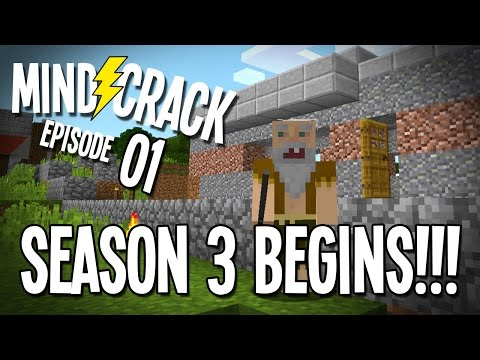 Minecraft Mindcrack Server Ep 01 Season 3 Begins