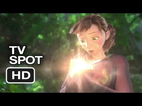Epic TV Spot - Seyfried (2013) - Beyonc, Josh Hutcherson Movie HD