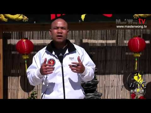 Wing Chun Training - Lesson 44 combat training 16 Image 1