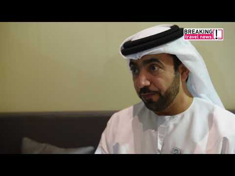 Mubarak Rashed Al Nuaimi, director of overseas promotion, Abu Dhabi Department of Culture & Tourism