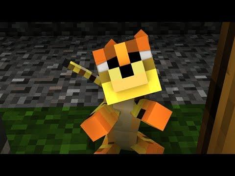 Herobrine's Cat - Herobrine Animation, Minecraft