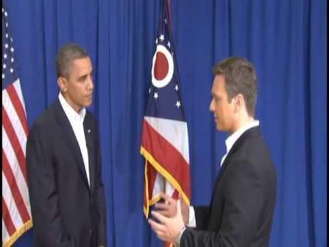 Ben Swann interviews President Obama (NDAA, Kill List, Syria, Afghanistan)
