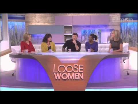Duncan James talks about Lee Ryan on Loose Women (15.01.2014) klip izle