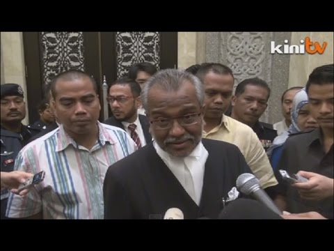 Shafee Confident He Can Rebut Anwar's Defence video