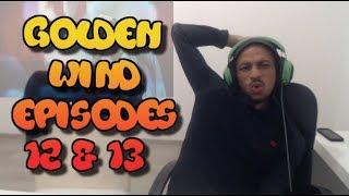 JoJo's Bizarre Adventure | Golden Wind | Reaction - Episodes. 12&13