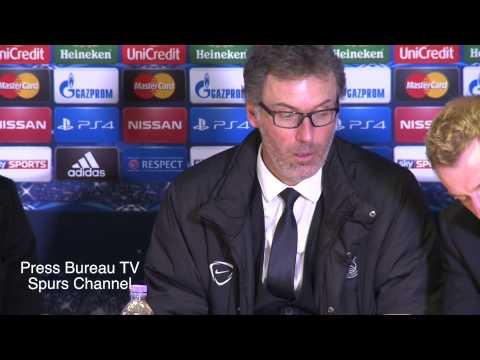 Laurent Blanc reaction Chelsea vs PSG