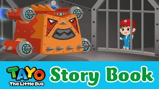 Tayo's Story Book l Tayo in the universe l Tayo the Little Bus