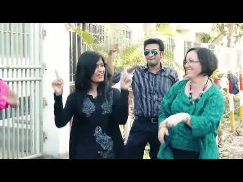 ICC World Twenty20 Bangladesh 2014, Flash Mob-Independant University (IUB)