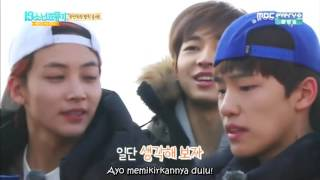 [INDOSUB] Seventeen - One Fine Day Ep 5 part 2