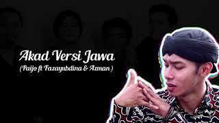 download lagu Akad Versi Jawa Payung Teduh  Paijo - Ft gratis