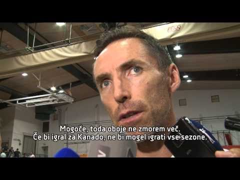 Steve Nash: 'I Think This is My Last Season' (VIDEO)