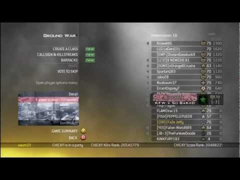 Free cod4 10th lobby on ps3 - NextGenUpdate