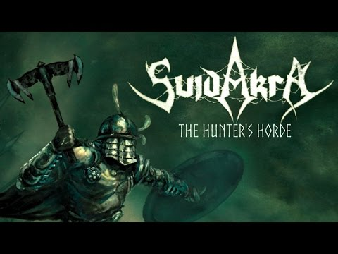 SUIDAKRA — The Hunter's Horde (2016) // official lyric video // AFM Records music videos 2016 metal
