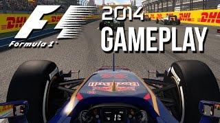 F1 2014 Gameplay - Russian Grand Prix Sochi (First Look)