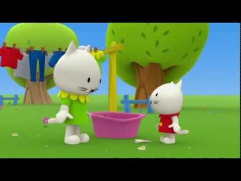 МУСТИ - лучшие обучающие мультфильмы- Мыльные Пузыри