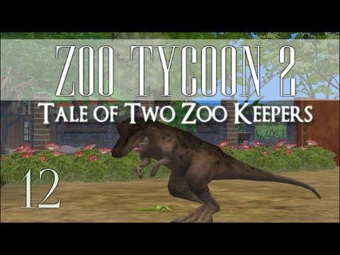 Zoo Tycoon 2 Collab! Tale of Two Zoo Keepers - Episode #12
