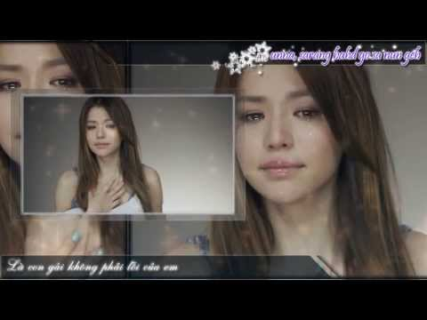 [kara + Vietsub] Because I'm A Girl - Kiss [hd] video