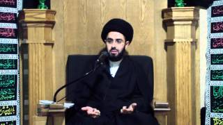 06 - Biography of Abbas ibn Ali ibn Abi Talib- Sayed Hossein al Qazwini- Muharram 1436  2014- Night