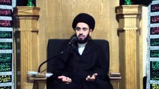 06 - Biography of Abbas ibn Ali ibn Abi Talib- Sayed Hossein al Qazwini- Muharram 1436  2014- Night