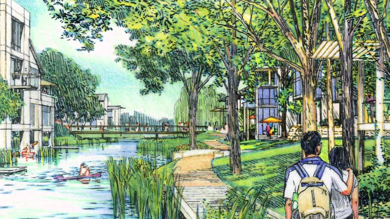 East Village Master Plan Village Master Plan