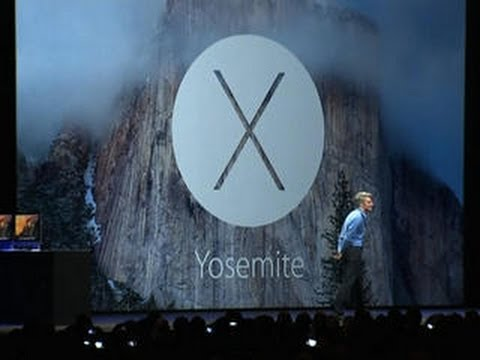 CNET News Apple announces OS X Yosemite for Mac
