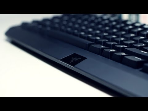 Review: Razer 2013 Blackwidow Expert Mechanical Gaming Keyboard