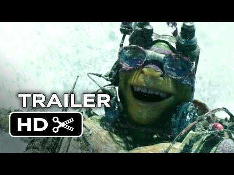 Teenage Mutant Ninja Turtles TRAILER - Knock Knock (2014) - Megan Fox, Will Arnett Movie HD