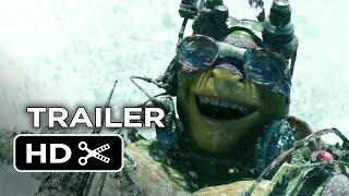 Teenage Mutant Ninja Turtles TRAILER - Knock Knock (2014) - Megan Fox, Will Arnett Movie HD
