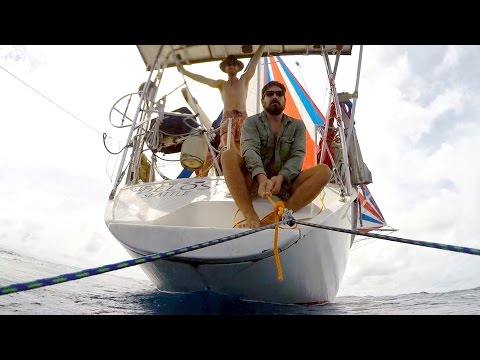 53. S/V Delos- Sailing The South China Sea