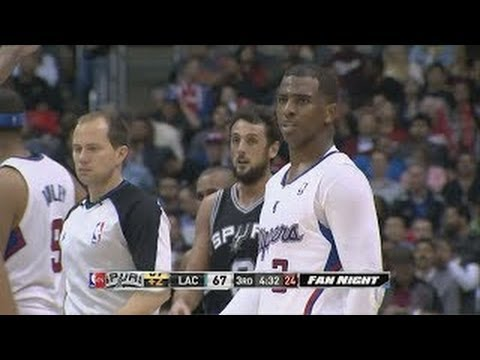 San Antonio Spurs vs LA Clippers | February 18, 2014 | Full Game Highlights | NBA 2013-2014 Season