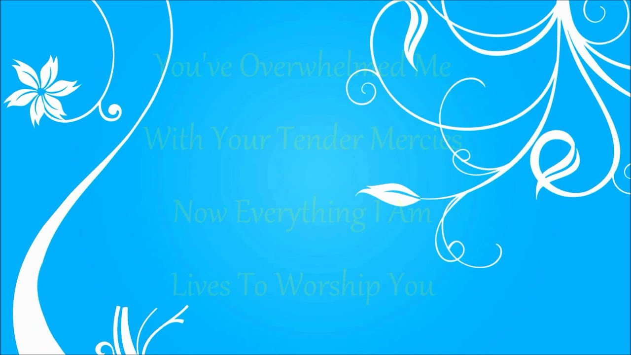 Unrelenting w lyrics by new creation church singapore youtube